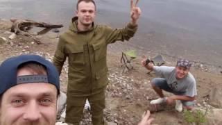 видео Отдых в Карелии. Ладожское озеро коттеджи, базы отдыха на Онежском озере.