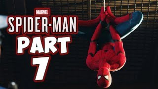 ULTIMATE Spider-Man Ps4 - Ep. 7 - Spidey Team Up!
