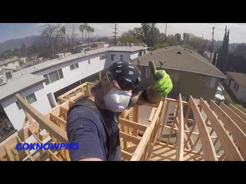 how-to-install-roof-rafters-solo-by-co-know-pro-(youtube)
