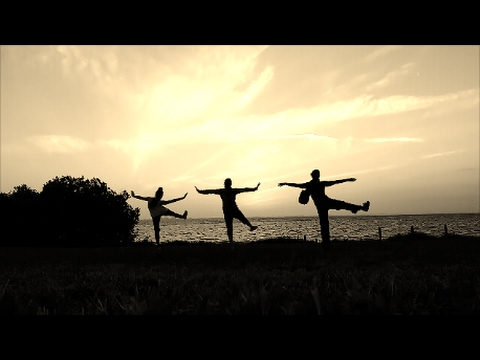 """Sunset Tai Chi"" feat. Silky Lilly & Bekah May"