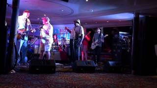 Legendary Blues Cruise Crows Nest 1/24/12