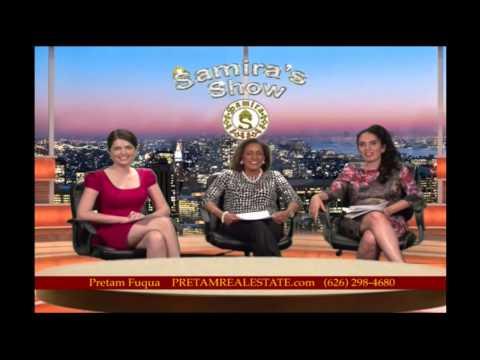 Samira's Show with Real Estate Advisor Pretam Fuqua & Cohost Kelsey Bohlen