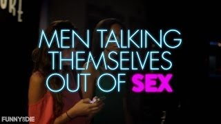 No Focus Films: Men Talking Themselves Out of Sex