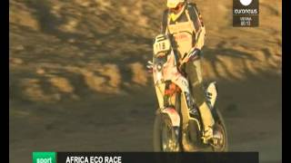 2016 01 01 Euronews Africa Eco Race 2016