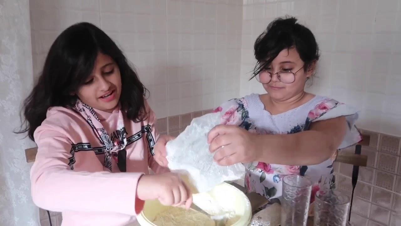 تحدي الكيك في مطبخ حمده | من افضل كيكه ؟!
