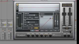 Add Dirt to Your Synths and Drums with Trash 2 & Mobius Filter