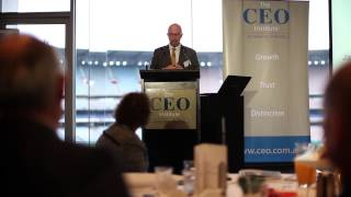 Introducing The CEO Institute - Victoria