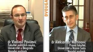 DVOUGAO dr.Vladimir Pavićević - dr.Aleksandar Martinović