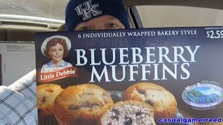 Reed Reviews - Little Debbie Blueberry Muffins