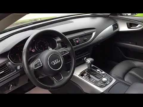 audi a7 full detailing and interior cleaning youtube. Black Bedroom Furniture Sets. Home Design Ideas