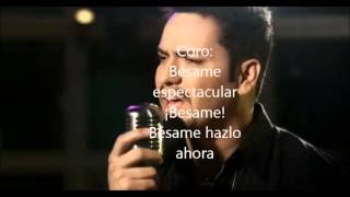 Victor Manuelle (Si tú me besas) con letra