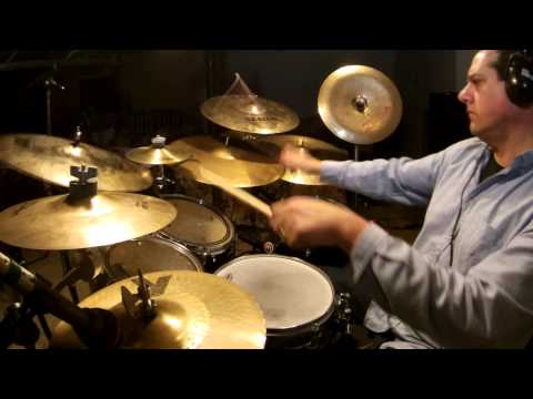 Steely Dan - Peg - drum cover by Steve Tocco