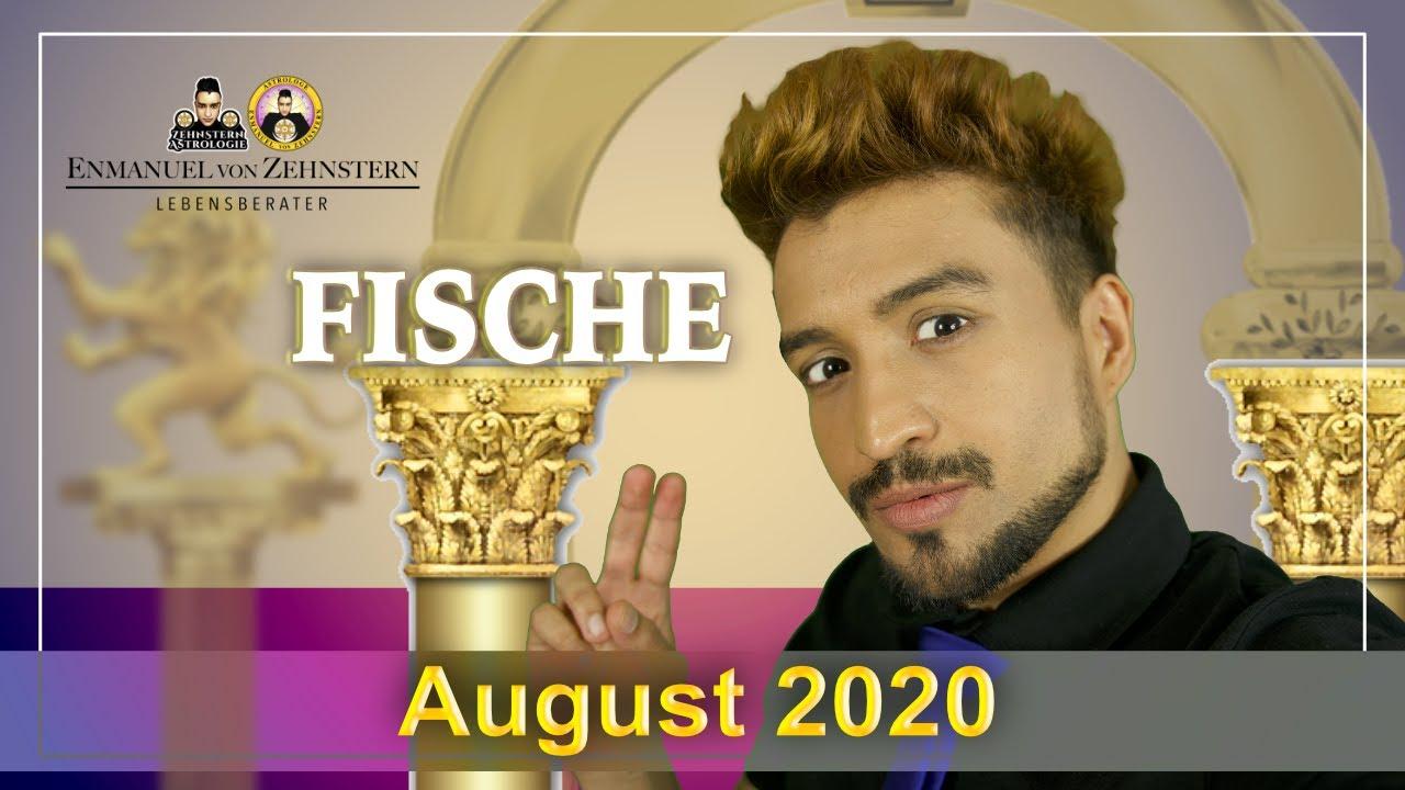 FISCHE | ASZENDENT UND STERNZEICHEN MONATSHOROSKOP AUGUST 2020
