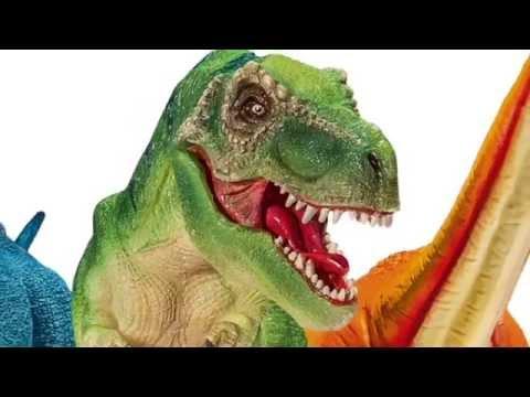 2015 NL Ravensburger tiptoi® dino's speelfiguren - uitlegfilm