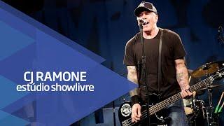 """Understand me"" - CJ Ramone no Estúdio Showlivre 2015"