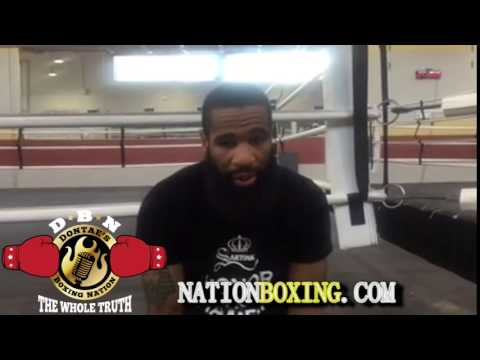 LAMONT PETERSON EXPLAINS WHY HE BELIEVES HE WILL BEAT ...