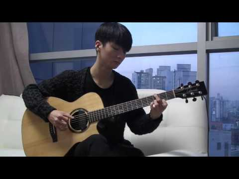(Hisaishi Joe) Sen To Chihiro Spirited Away : Inochi No Namae - Sungha Jung
