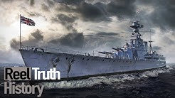How Did The Bismarck Manage To Sink HMS Hood So Quickly? | History Documentary | Reel Truth History