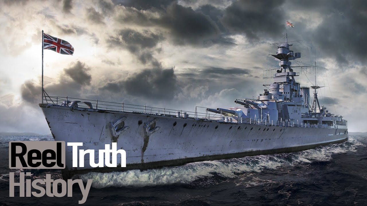 How Did The Bismarck Manage To Sink Hms Hood So Quickly