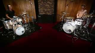 Gretsch Drums - Jazz vs Metal 2 - avec Pierre Belleville & Davy Honnet
