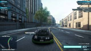 NFS Most Wanted 2012:
