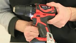 Аккумуляторный  шуруповерт yato yt 82794 обзор