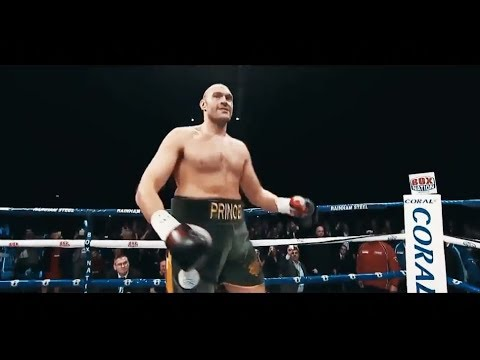 'YOU MAY HAVE FOUGHT PEASANTS IN YOUR TIME, YOU HAVE NEVER FOUGHT A GYPSY KING' -TYSON FURY (PROMO)