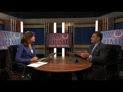 Law & Crime Network Rewind of January 8, 2018 With Vinoo Varghese (Part 1)