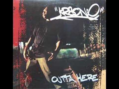 KrsOne Outta Here Vinyl 12s Feel the Vibe Feel the Beat