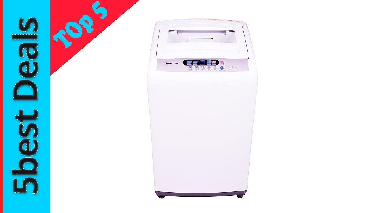 Best Portable Washing Machine 2020.Top 5 Best Portable Washing Machines 2020 Buying Guide