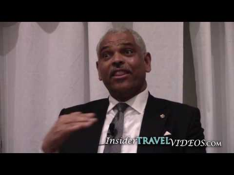 New York Times Travel Show: Carnival's Arnold Donald on Branding