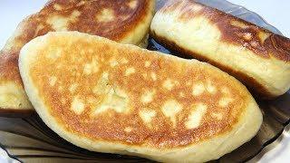 Пирожки с солеными огурцами. Интересный рецепт