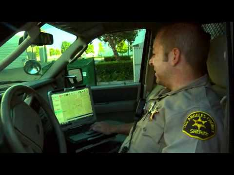 Mobile Digital Computer L A County Sheriffs Department Youtube