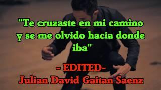 Morat ft. Juanes -  Besos En Guerra (Letra)
