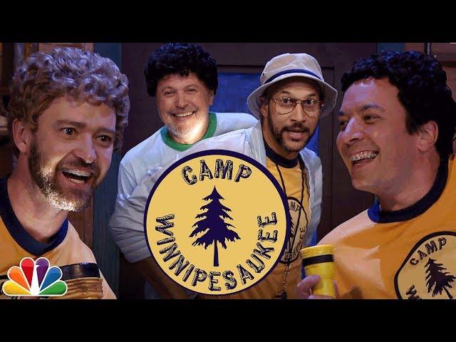 Camp Winnipesaukee with Justin Timberlake, Keegan-Michael Key and Billy Crystal