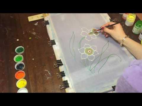 Видео уроки батика для начинающих