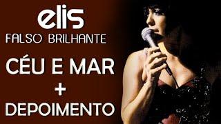 Baixar Elis Regina e Tom Jobim cantam: Céu E Mar (DVD Falso Brilhante)