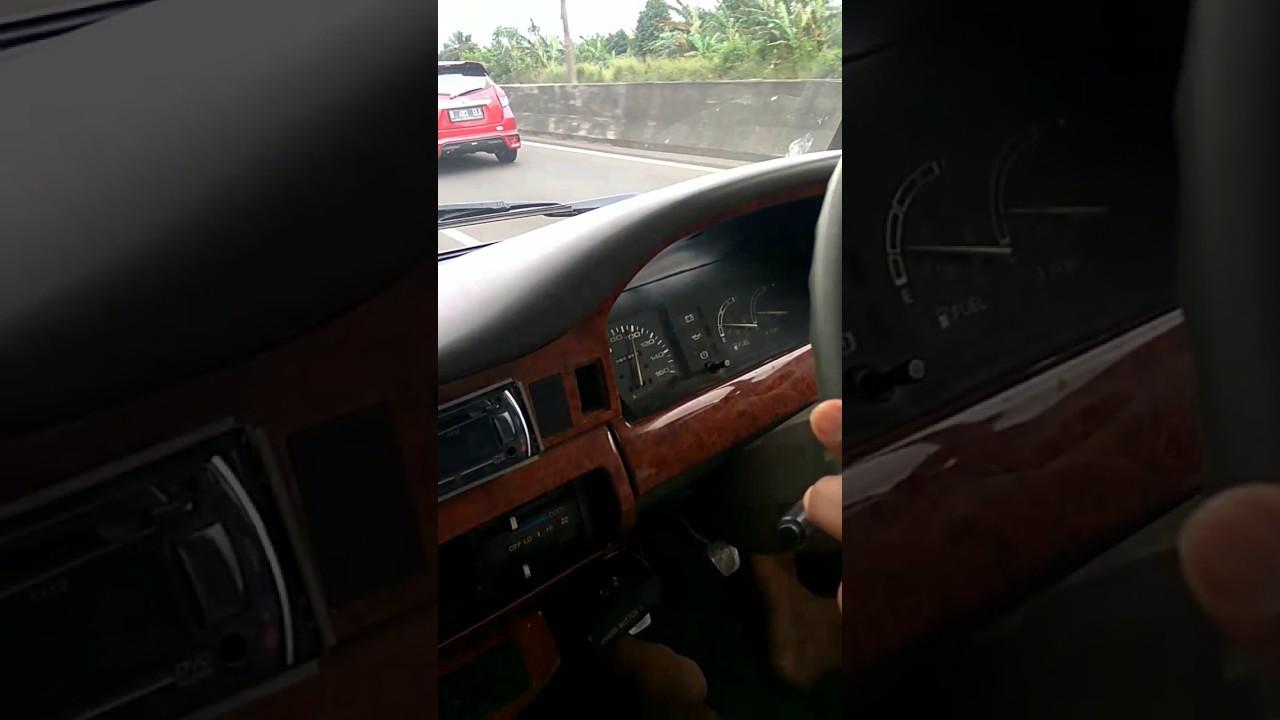 toyota kijang rover ace menolak punah 100km++ - youtube