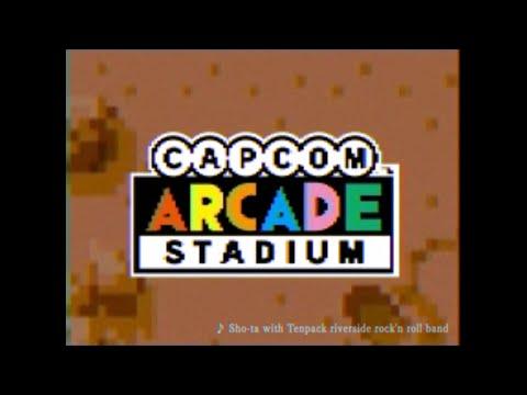 Capcom Arcade Stadium - Launch Trailer