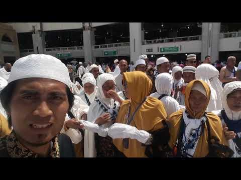 Tata Cara Thawaf dalam Haji dan Umrah.