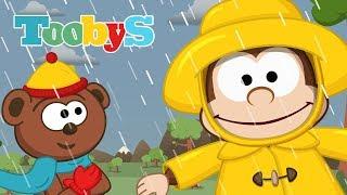 Canzone di stagioni - Filastrocche per i bambini - Toobys