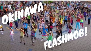 ##OKI FLaSH MOB## . LMFAO Party Rock Anthem thumbnail