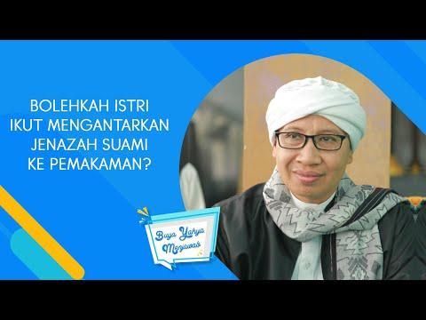 Download KH. Zainul Ma'arif (Buya Yahya) - Bolehkah Istri Mengantar Jenazah Suami -  MP3 & MP4