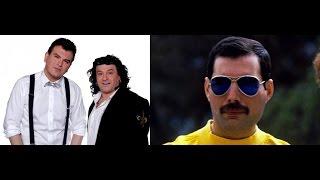 Жоро и Светльо като Freddie Mercury - Като две капки вода (28.03.201)