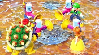 Super Mario Party: Megafruit Paradise - Mapa Completo