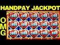 JACKPOT!! High Limit Lock It Link Slot Machine ✦FULL SCREEN✦ HANDPAY JACKPOT | 🌟MEGA BIG WIN🌟 |