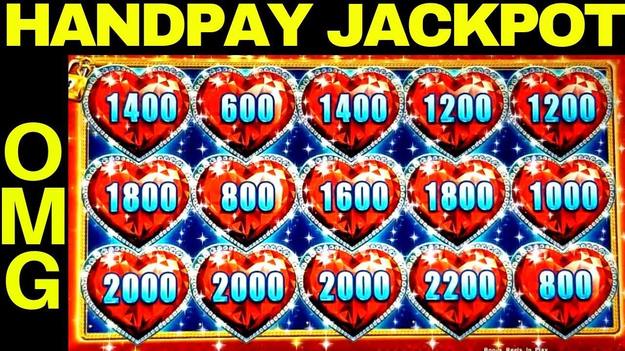 High Limit Lock It Link Slot Machine Handpay Jackpot