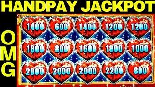 ✦BIG HANDPAY JACKPOT✦ High Limit Lock It Link Slot Machine ✦FULL SCREEN✦ HANDPAY JACKPOT w/$20 Bet
