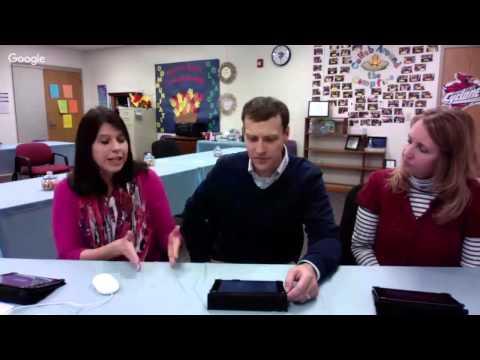 EdTechTeacher Winter Webinar: Creating the Student-Centric Classroom