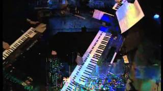 Mike Oldfield - Tubular Bells II LIVE at Edinburgh Castle Part 4